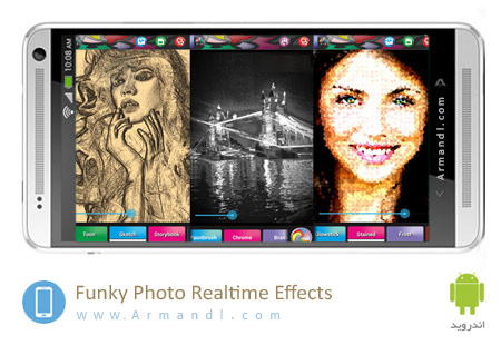 Funky Photo Realtime Effects
