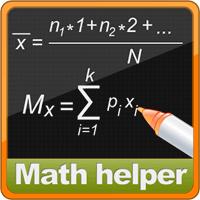 Math Helper 4.0.1 ماشین حساب جامع برای اندروید