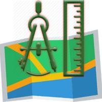 Measure Map 1.40 برنامه اندازه گیری مسافت برای موبایل