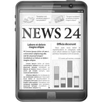News 24 widgets 2.2.18 برنامه اخبار روز برای موبایل