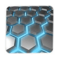 Next honeycomb live wallpaper 2.05 والپیپر کندوی عسل برای اندروید