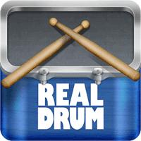 Real Drum Full 6.23 برنامه محبوب درام واقعی برای موبایل