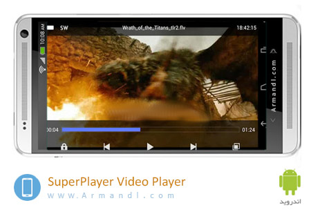 SuperPlayer Video Player