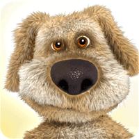 Talking Ben the Dog 3.4 برنامه صحبت با سگ برای موبایل