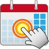 Touch Calendar 1.2.41 برنامه تقویم لمسی برای اندروید