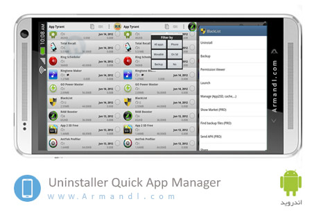 Uninstaller Quick App Manager