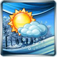 Weather Screen 3.3.1 لایو والپیپر هواشناسی جالب برای اندروید