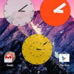 Wow KitKat Clock Widgets