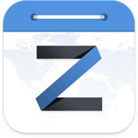 ZDcal Calendar Agenda Period 2.2.130 اپلیکیشن تقویم برای اندروید