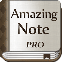 Amazing Note 1.4.6 برنامه یادداشت شگفت انگیز برای اندروید