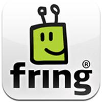 fring Free Calls Video & Text 4.5.2.2 تماس تصویری رایگان برای موبایل