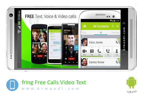 fring Free Calls Video & Text