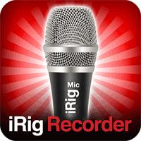 iRig Recorder 1.1.3 برنامه ضبط صدا 8 دلاری برای موبایل