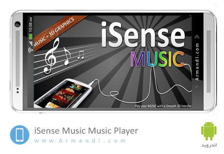 iSense Music 3D Music Player