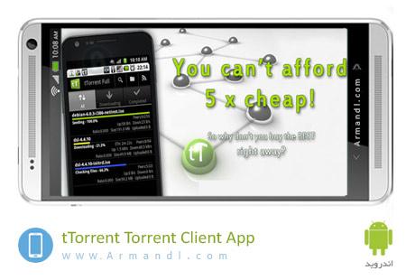 tTorrent Torrent Client App