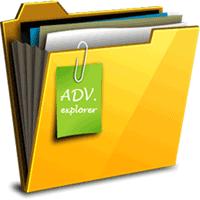Advanced Explorer 1.1 فایل منیجر پیشرفته برای اندروید