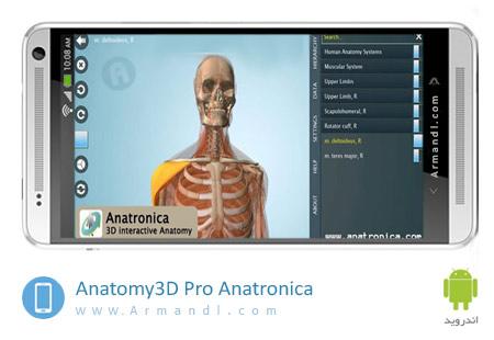 Anatomy 3D Pro Anatronica