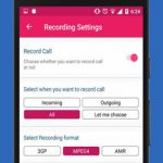 Call Recorder Pro Record Hide Upload