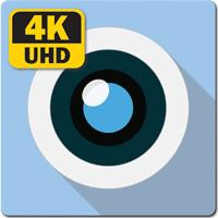 Cinema 4K 2.3 برنامه فیلم برداری 4k برای اندروید