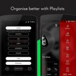 Crimson Music Player