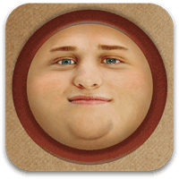 FatBooth 2.2 برنامه چاق کردن صورت برای موبایل