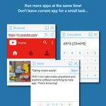 Floating Apps multitasking
