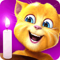 Ginger's Birthday 1.1.1 جشن تولد گینگر سنخگو برای اندروید