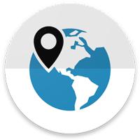 Intrace Visual traceroute 1.32 نمایش مسیر انتقال داده ها برای موبایل
