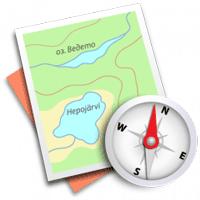 MapTrek 2017.09 نقشه فعالیت های فضای باز برای اندروید