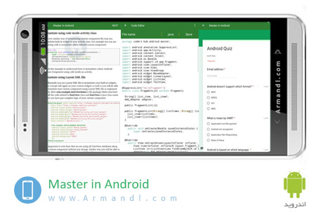 Master in Android Full