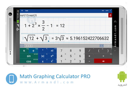 Math + Graphing Calculator