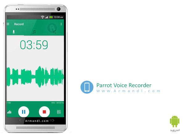 Parrot Voice Recorder Full