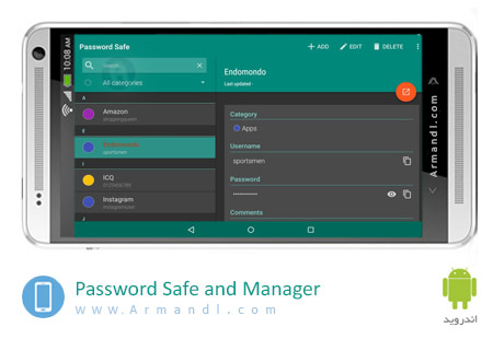 Password Safe and Manager