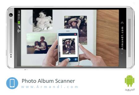 Photo Album Scanner