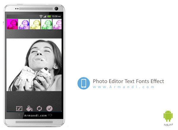Photo Editor Text Fonts Effect