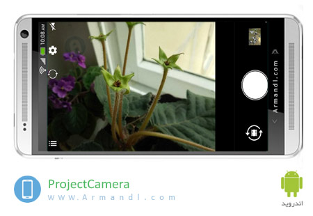 ProjectCamera Android camera