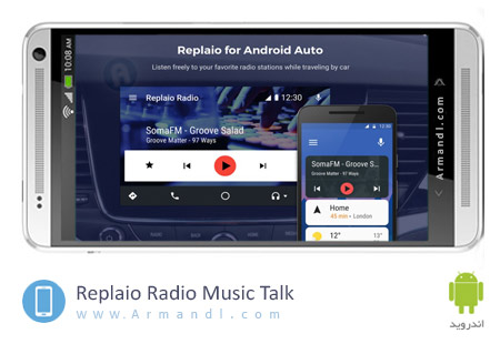 Replaio Radio Music & Talk