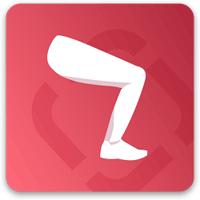 Runtastic Leg Trainer Workouts & Exercises 1.6 مجموعه تمرینات پا برای موبایل