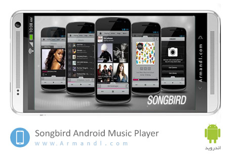 Songbird Android Music Player