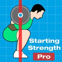 Starting Strength Official 1.18 مجموعه تمرینات ورزشی قدرتی برای موبایل