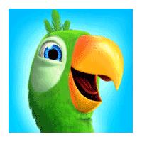 Talking Pierre the Parrot 1.0 طوطی سخنگوی برای موبایل