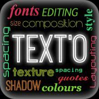 TextO Pro Write on Photos 1.3 برنامه نوشتن متن بر روی تصاویر برای اندروید