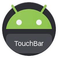 TouchBar for Android 3.0 برنامه تاچ بار آیفون برای اندروید