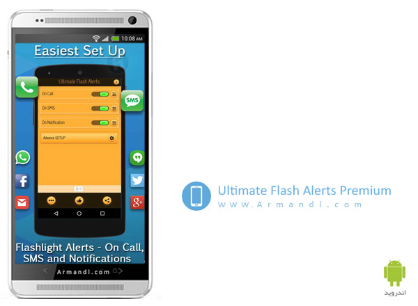 Ultimate Flash Alerts