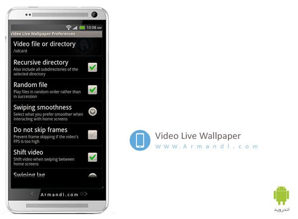 Video Live Wallpaper