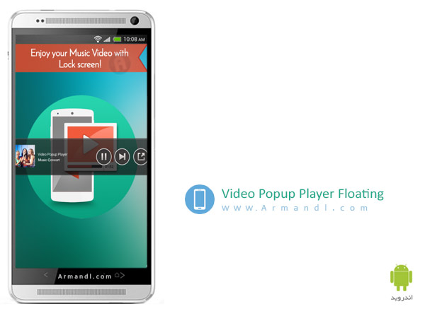 Video Popup Player Floating