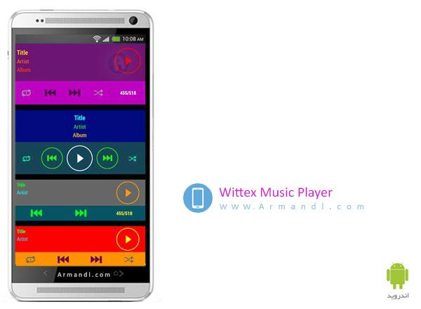 Wittex Music Player