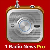 A 1 Radio News Pro World Radio 2.5.2 برنامه رادیو خبری برای اندروید