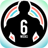 A 6 Weeks Challenge 1.0.1 برنامه آمادگی جسمانی برای اندروید
