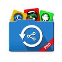 APK Backup Share Restore 1.0 پشتیبان گیری از برنامه های اندروید
